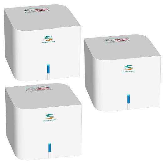 Bộ 3 thiết bị Home Wifi Viettel miễn phí kèm gói Supernet 5