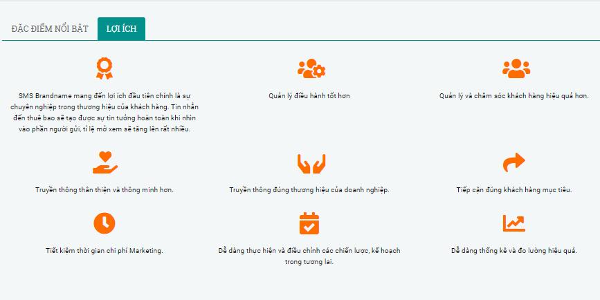 đăng ký dịch vụ tin nhắn thương hiệu Viettel cho doanh nghiệp các lợi ích
