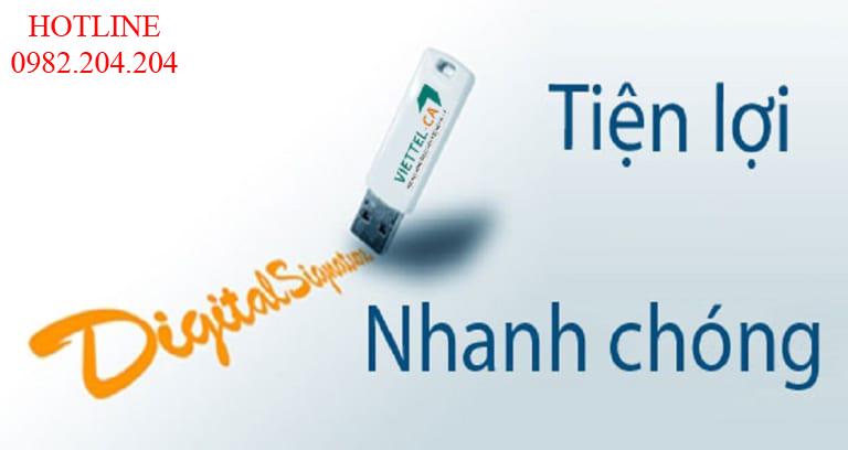 USB Token Chữ ký số Viettel CA