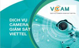 lắp đặt thiết bị camera giám sát viettel