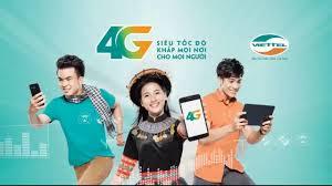 Các gói sim 4G Viettel phát Wifi không giới hạn