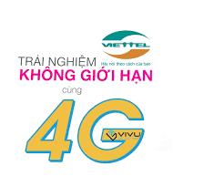 Bảng Giá Các Gói 4G Viettel Không Giới Hạn Thời Gian Sử Dụng