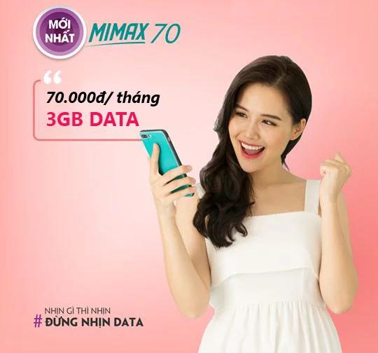 Mimax 70 Viettel