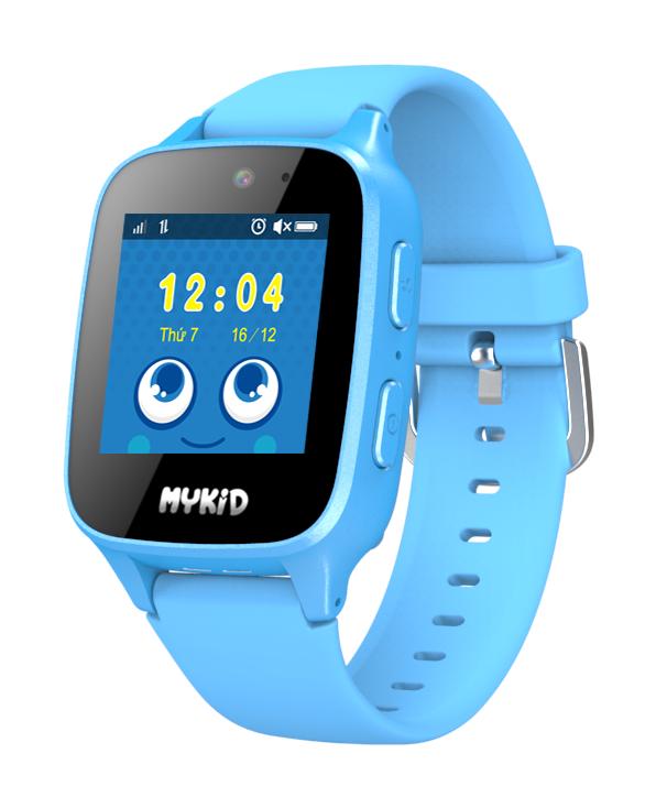 Đồng hồ Mykid Viettel màu xanh năng động