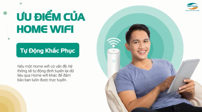 Lắp Đặt Wifi Viettel Đồng Nai tự động khắc phục sự cố