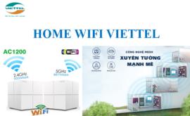 Đăng Ký Lắp Đặt Home Wifi Viettel TPHCM
