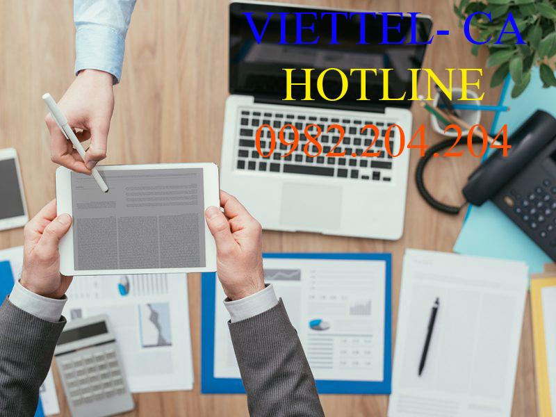 Gia Hạn Chữ Ký Số Viettel Online Giá Rẻ Nhất Hiện Nay