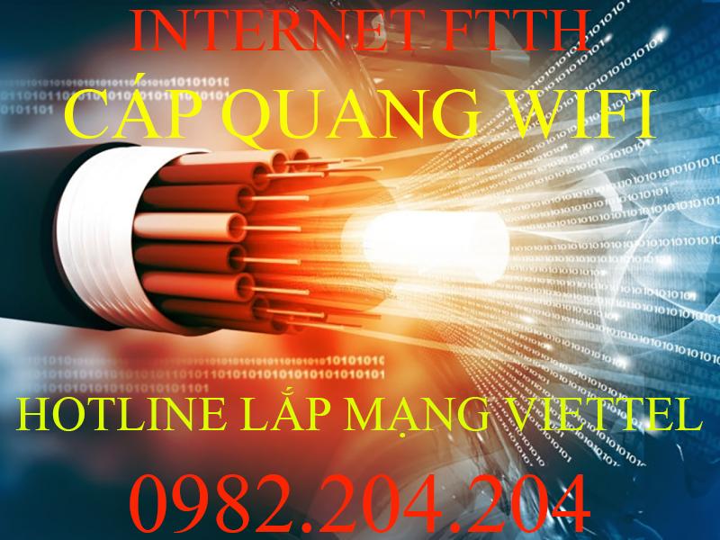 Gói Cước Internet Wifi Viettel Mới Nhất Từ Tháng 5 Năm 2021