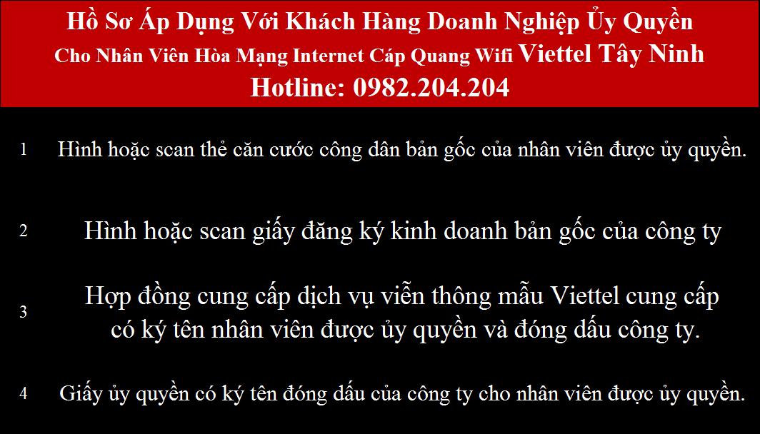 Lắp cáp quang Viettel Tây Ninh