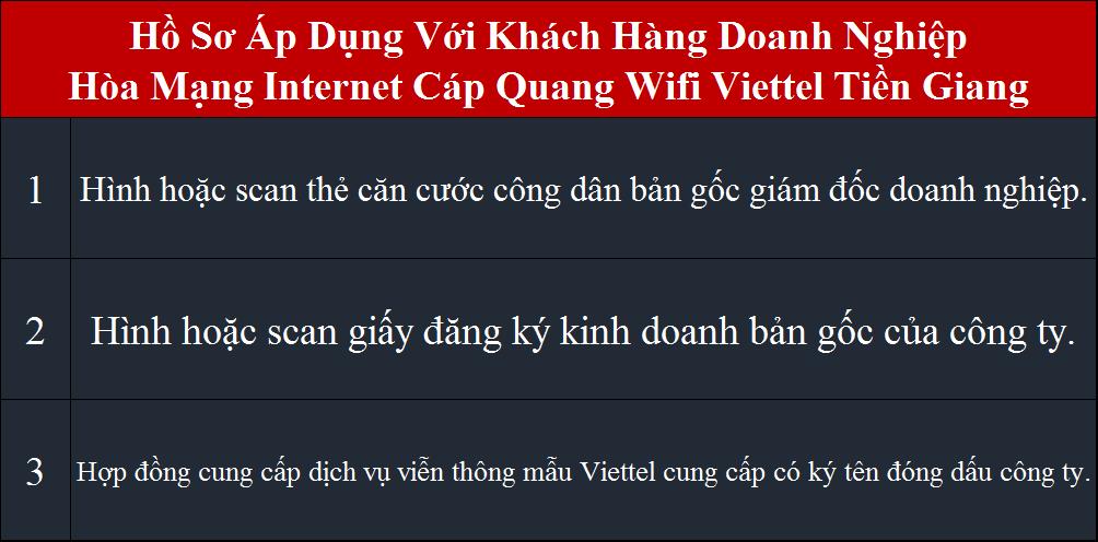 Lắp mạng Viettel Cái Bè Tiền Giang